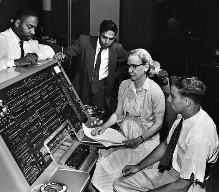 Grace Hopper UNIVAC