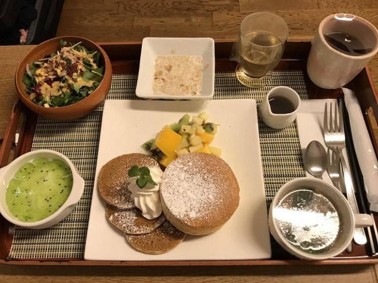 Japan is the future hospital food