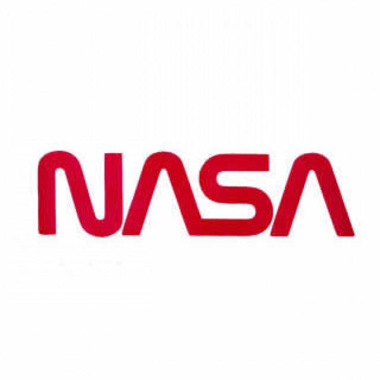 NASA History 1970's logo