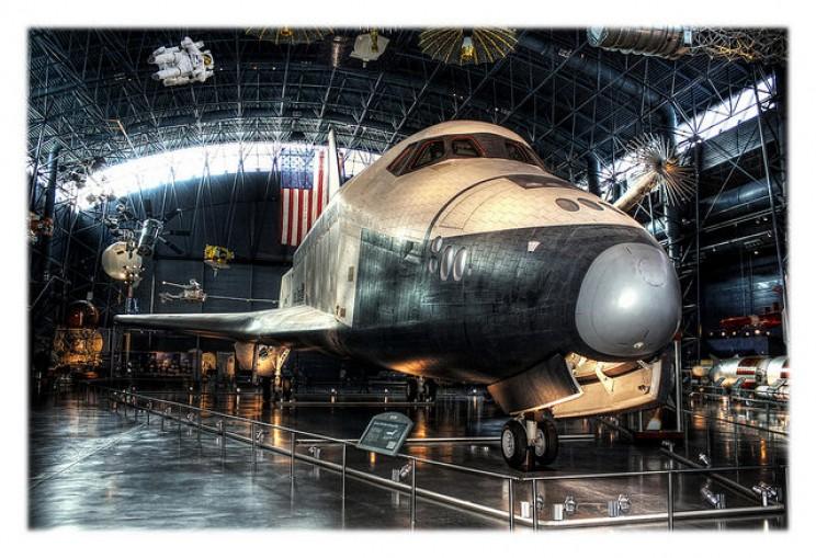 NASA History Space Shuttle Enterprise