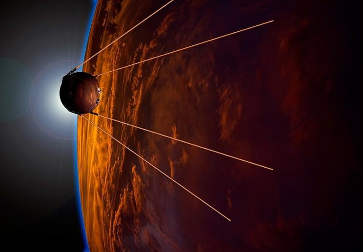 NASA History Sputnik
