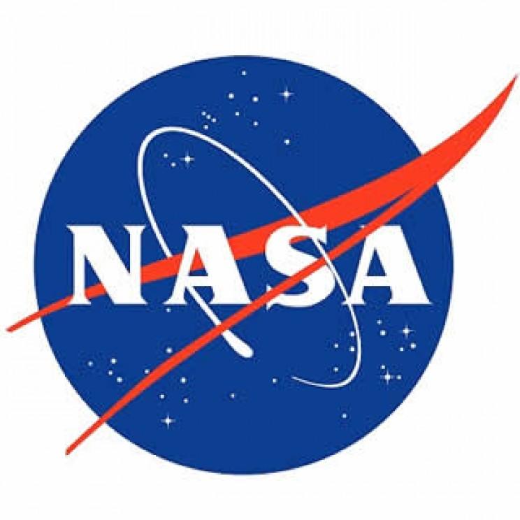NASA history Meatball logo
