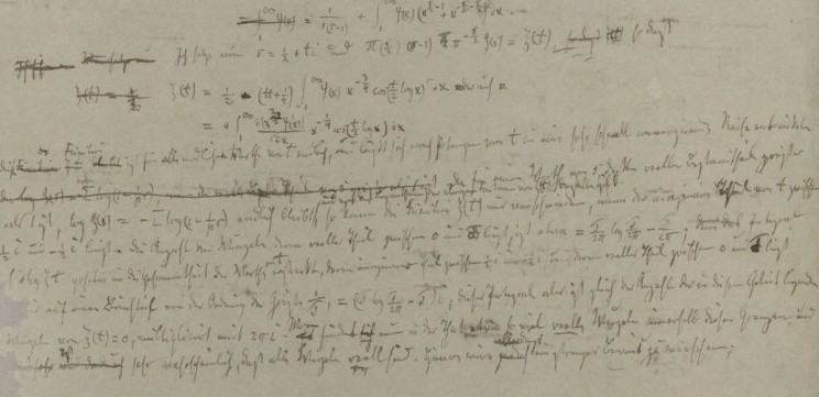 Riemann Hypothesis Riemann Workings