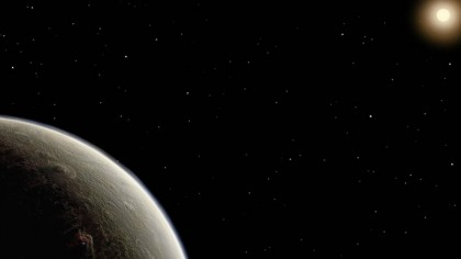 Newly Discovered Super-Earth Shows Eery Resemblance to Spock's Planet 'Vulcan'