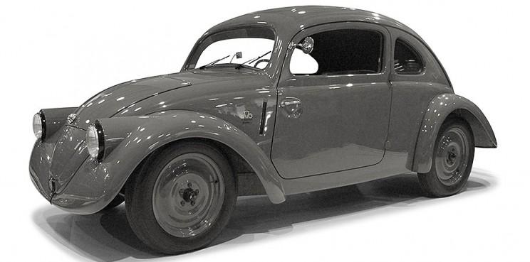 VW Beetle first prototype