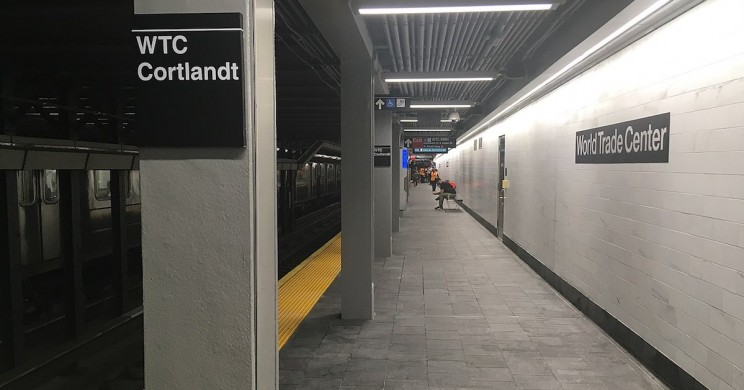 World Trade Center Subway Reopens in NYC Almost 17 Years After Being Destroyed in 9/11