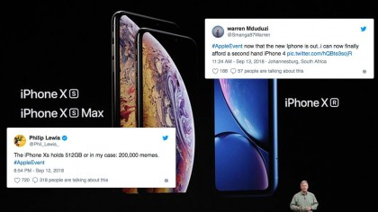 23 of the Best Reactions to Apple's 2018 Keynote Announcement