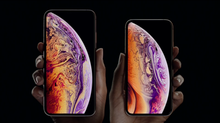 Apple Unveils Water-Resistant iPhone Xs and Biggest Handset Ever Xs Max