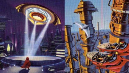 Apple Makes a Show Based on Asimov's Foundation Series