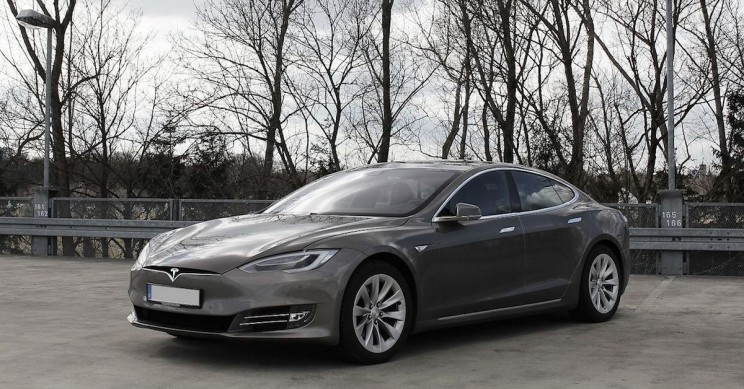Tesla Cuts Number of Car Paint Options Available to Boost Productivity