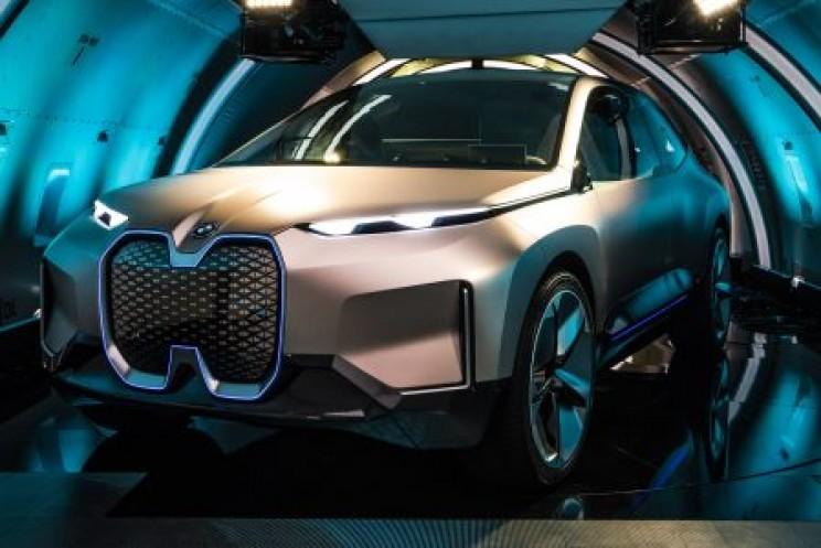 BMW Shows off Unique, Breakthrough Crossover Concept Car