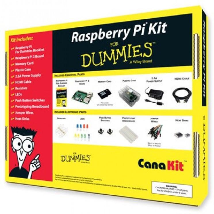 CanaKit Raspberry Pi Starter Kit