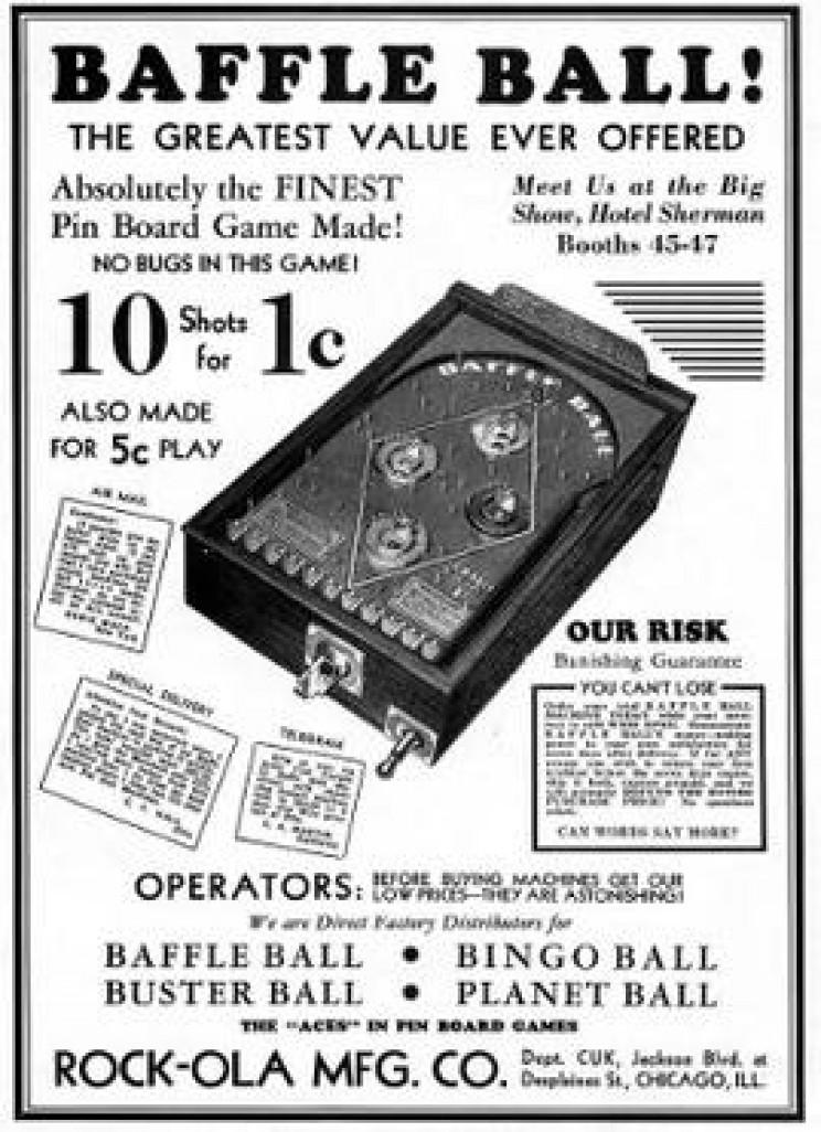 computer bug Baffle Ball
