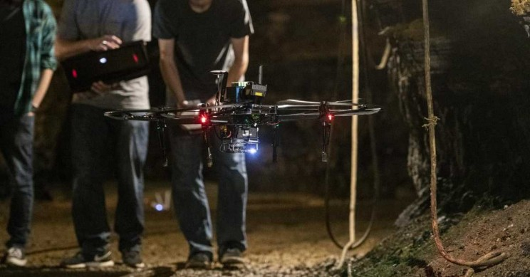 DARPA Funds $2 Million Subterranean Autonomous Robotics Competition