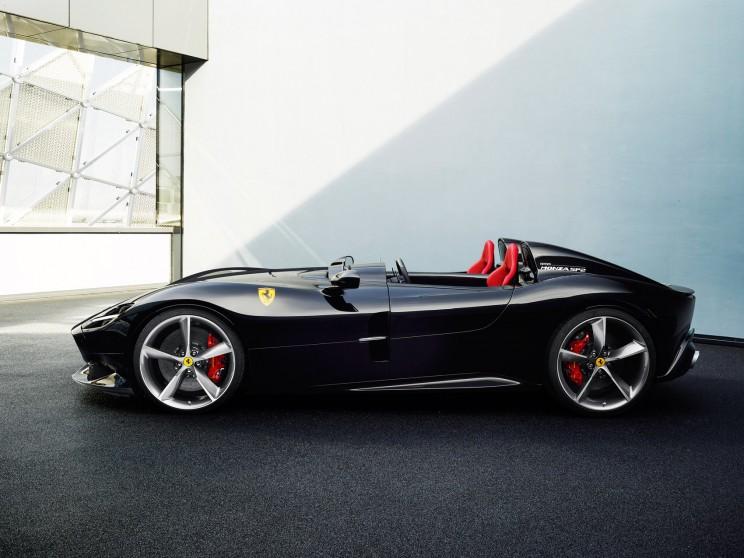 Ferrari Monza SP1 SP2 barchetta