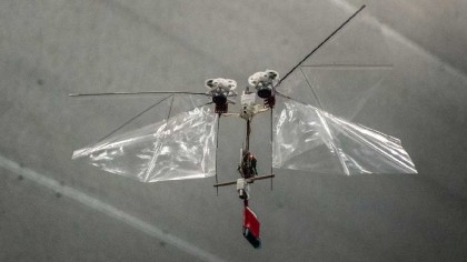 Acrobatic Robots That Mimic Insect Flight May Be The Future of Drones