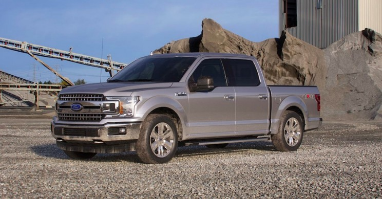 Ford Recalls More Than 2 Million Pickup Trucks Due To Fire Risks