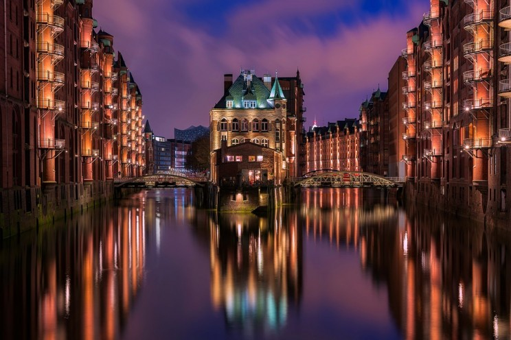 hamburg smart city