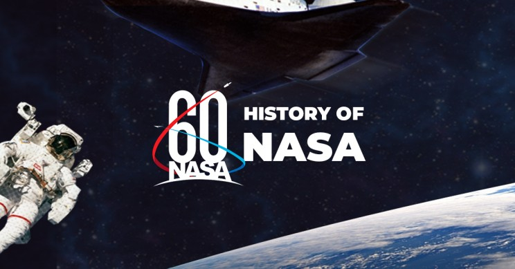 A Brief History of NASA: 60 Years of Exploring the Unknown