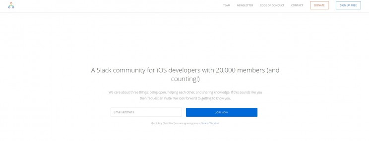 iOS Developers Slack Community