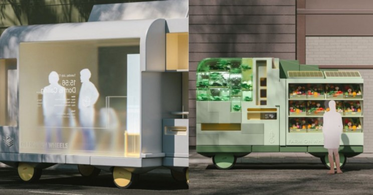 IKEA Launches Self-Driving Car Project