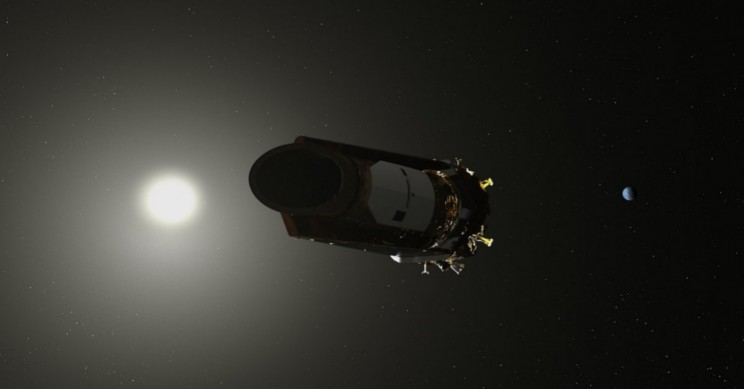 NASA Kepler Telescope Suddenly Wakes Up From Hibernation