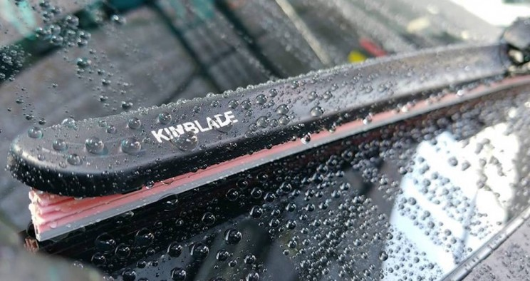 The Average Windscreen Wiper Has Been Redesigned and It's Game-Changing