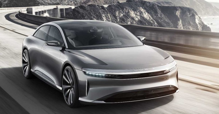 Tesla Competitor Lucid Motors Announces $1 Billion Deal With Saudi Arabia