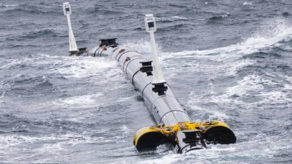 World's First Ocean Cleanup System Heads For Largest Ocean Garbage Patch
