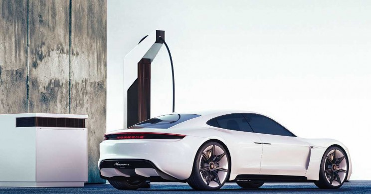 Porsche's Fast-Charging Stations Will Power EVs in 15 Minutes
