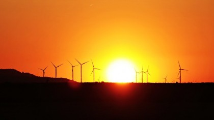 Wind Turbines and Solar Farms Could Bring Oases to the Sahara Desert