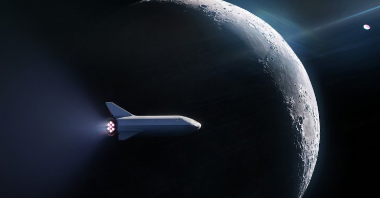 SpaceX Will Send World's First Private Space Passenger Around the Moon