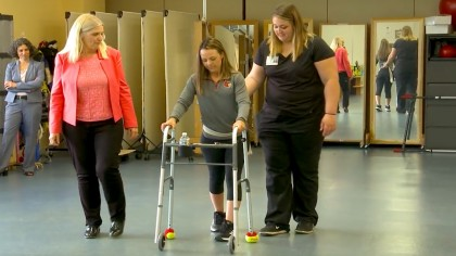 Innovative Spinal Implant Allows Paralyzed Patients to Walk Again