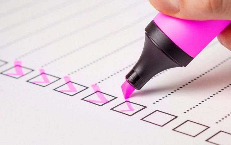 task management checklist