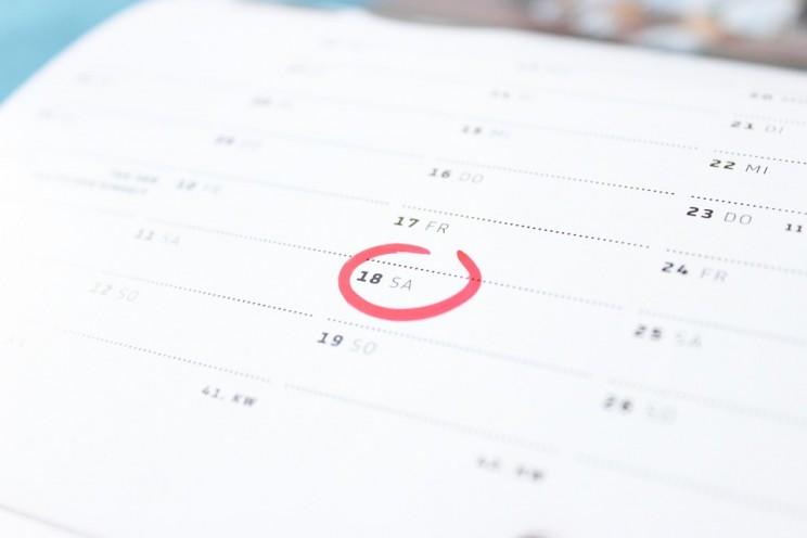 Team management software calendar