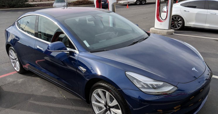 A Tesla Model 3 Has Been Stolen Using Just a Smartphone