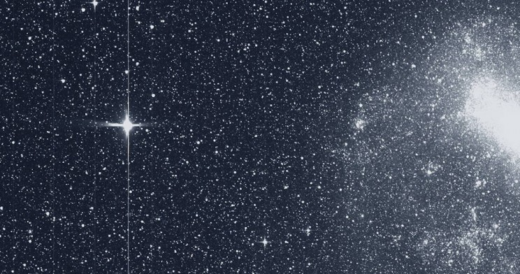 First 'Light Image' Captured by NASA's TESS Planet-Hunter