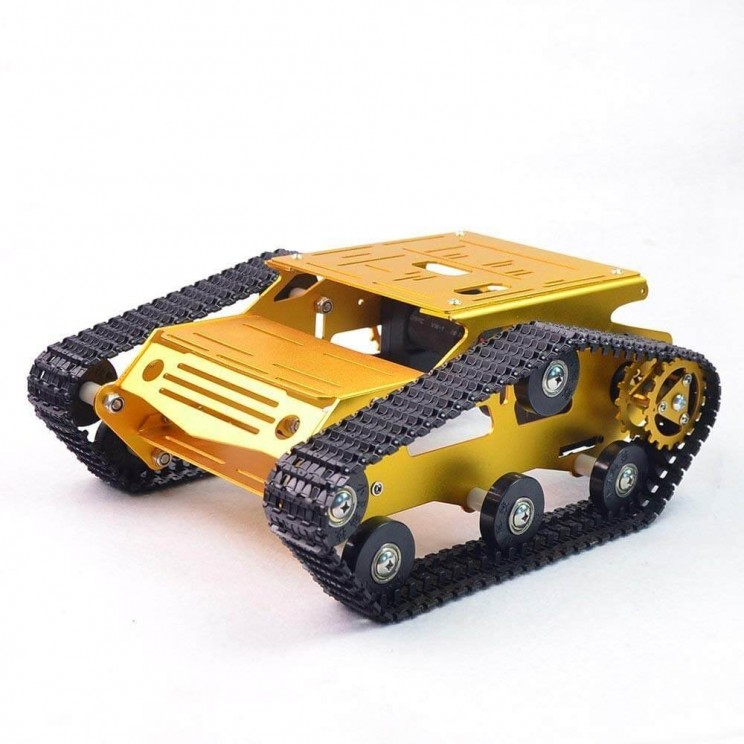 Robot Car Tank Raspberry Pi Kit