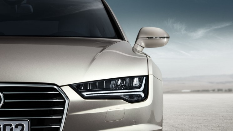 Audi Changes the Way It Names Its Cars