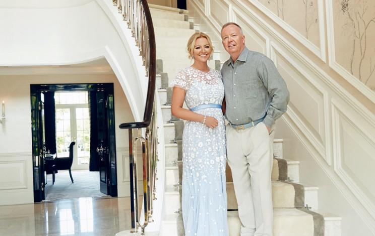 Michelle Mone and Doug Barrowman