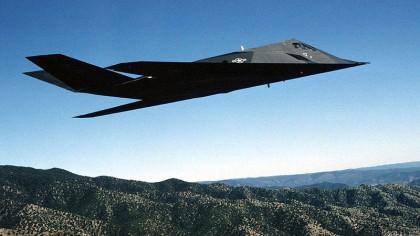 The Legendary F-117 Nighthawk Will Be Demilitarized