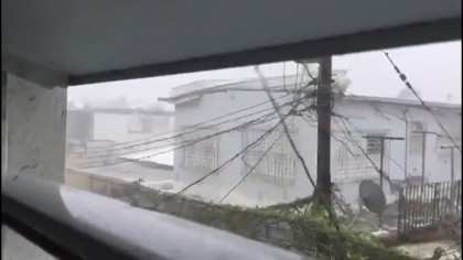 Entire Island of Puerto Rico Lost Power Due to Hurricane Maria