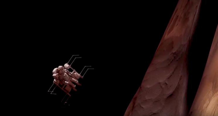 Lockheed Martin Gives Us a First Look at Its Reusable Mars Lander