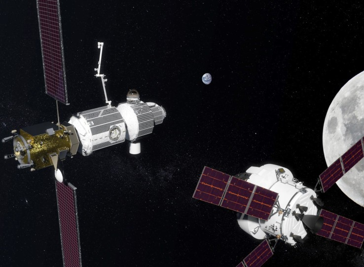 NASA and Russia Are Teaming up to Build the First Space Station Orbiting the Moon