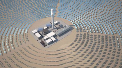 This Company Wants to Harness Solar Energy from Saharan Sun to Power Europe