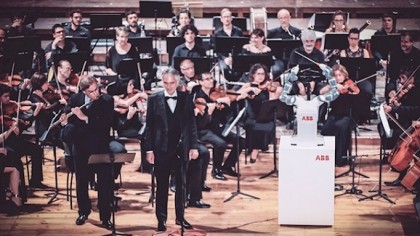 This Robot Just Became the First in the World to Conduct an Entire Orchestra