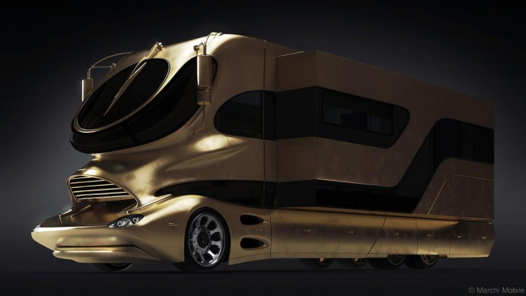 Take A Look Inside the World's Most Expensive RV