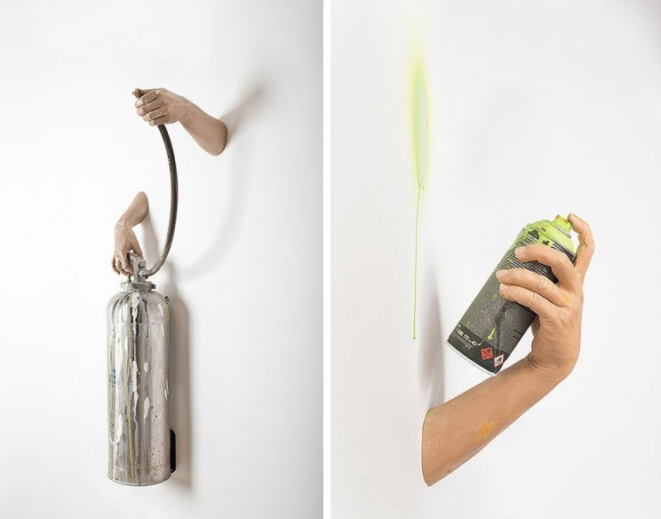 This Mixed Media Artist Turns Everyday Objects Into Stunning Sculptures