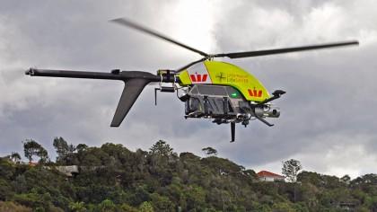 Shark-detecting Drones Set to Patrol Australian Beaches