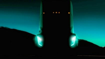 Elon Musk Says Tesla Will Reveal Its Semi Truck Next Month